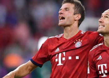 Bei Comunio gefragt: Müller und Robben vom FC Bayern München