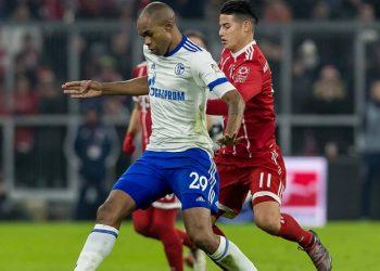 Gewinner: Naldo und James Rodriguez von Schalke und Bayern