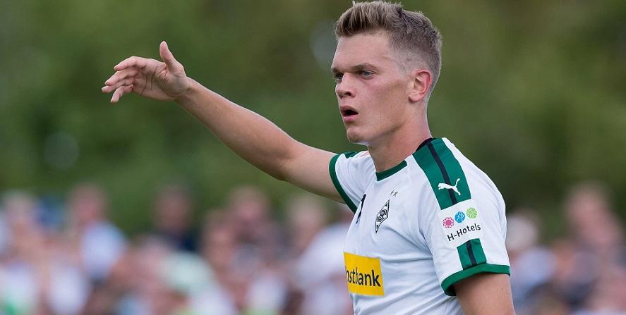 Auf dem absteigenden Ast: Ginter von Borussia Mönchengladbach