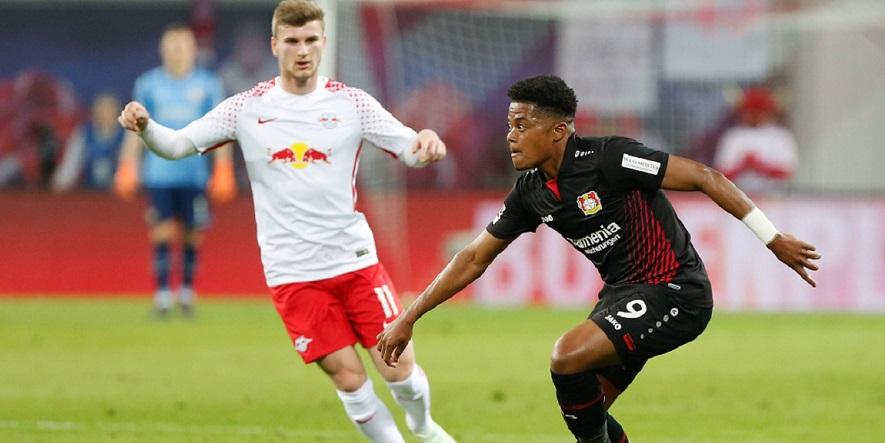 Umworben: Werner und Bailey von Leipzig und Leverkusen