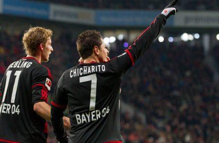 Comunio History: Stefan Kießling und Javier Hernandez zerlegten die Borussia Mönchengladbach.