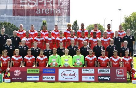 Fortuna Düsseldorf strebt den Klassenerhalt an