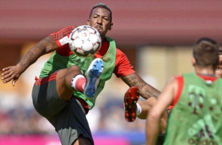 Endspurt für Boateng bei den Bayern?