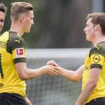 Dortmunder Testspiel-Doppelpack: Bruun Larsen empfiehlt sich – Witsel fehlt noch