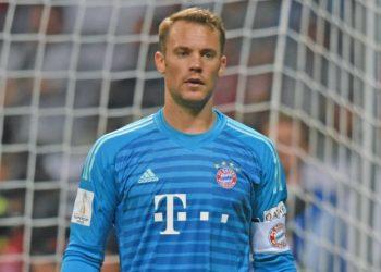 Weiterhin Bayern-Kapitän: Manuel Neuer