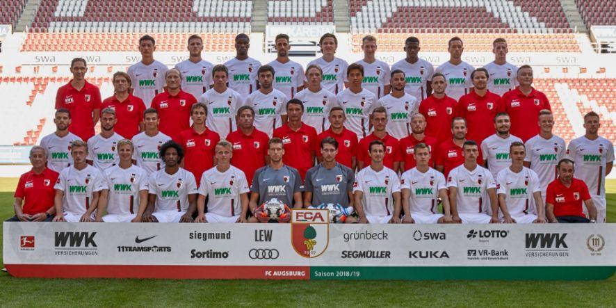 Könnte überraschen: Der FC Augsburg