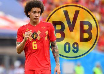 Axel Witsel steht vor einem Wechsel zum BVB.