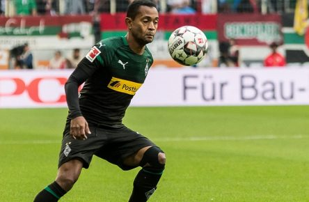 Wankelmütig: Raffael von Borussia Mönchengladbach
