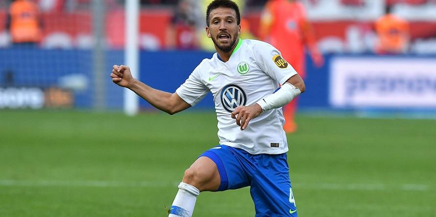 In Form: Ignacio Camacho vom VfL Wolfsburg