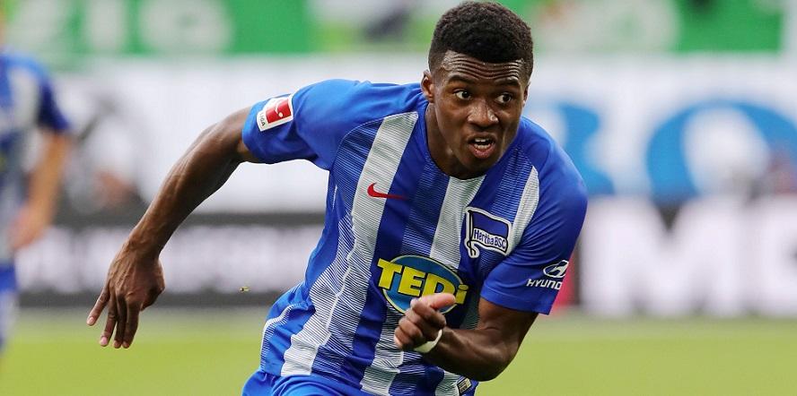 Läuft bei ihm: Javairo Dilrosun von Hertha BSC