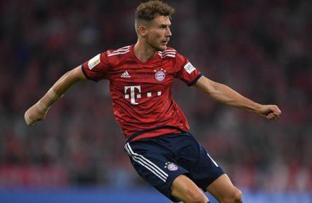 Sofort in Form: Leon Goretzka vom FC Bayern München