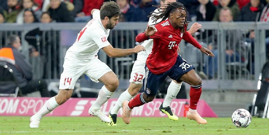 Wieder gefragt, aber mit Luft nach oben: Bayerns Renato Sanches