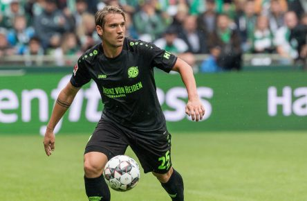 Oliver Sorg Hannover 96 Comunio Kaufempfehlungen Bundesliga Manager Cropped