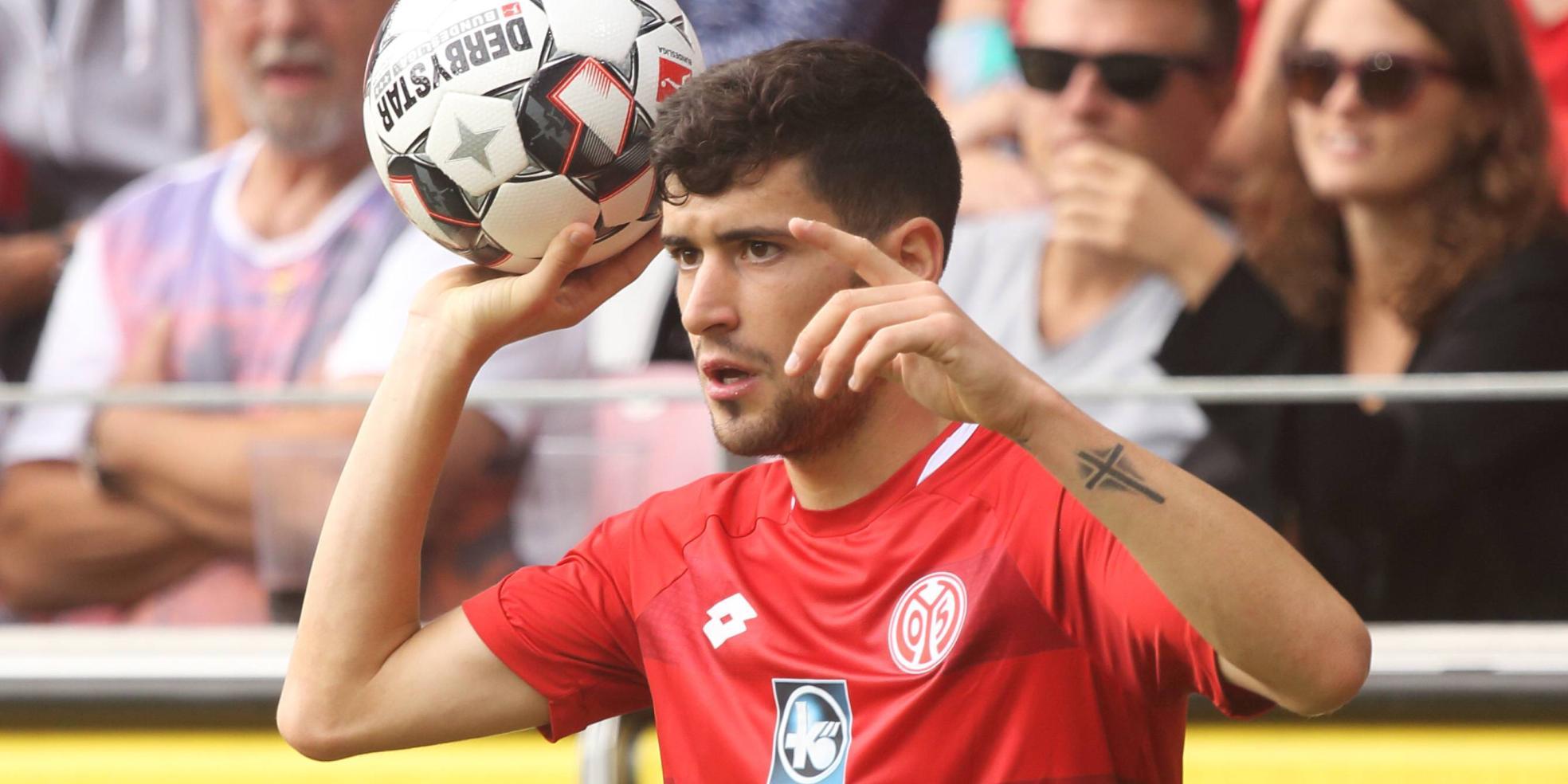 Aaron Martin vom FSV Mainz 05