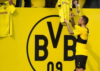 Paco Alcacer ist der neuen Stürmer-Star beim BVB.