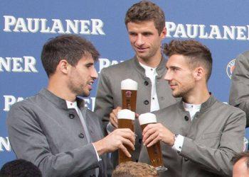 Leon Goretzka überzeugte zuletzt beim FC Bayern.