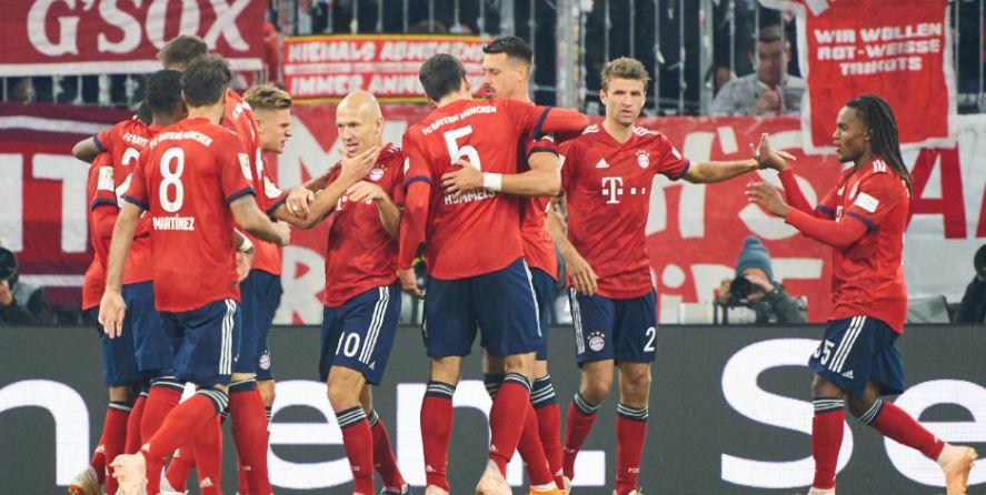 So werden wir die Bayern heute nicht erleben