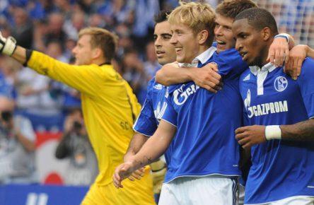 Jefferson Farfan erzielte damals 15 Punkte gegen den SC Freiburg.