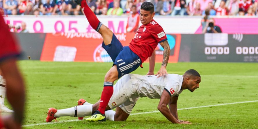 Bisher läuft es noch nicht: Leverkusen und Jonathan Tah sind noch am Boden