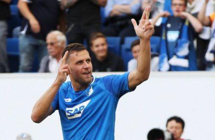 Läuft bei ihm: Hoffenheims Adam Szalai