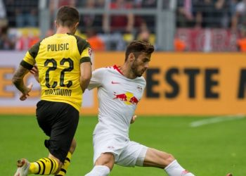 In Kürze wieder fit: Dortmunds Christian Pulisic