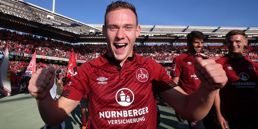Empfehlenswert: Palacios Martinez vom 1. FC Nürnberg!