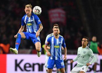 Höhenflug: Ondrej Duda von Hertha BSC ist bestens aufgelegt!
