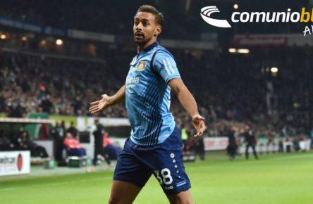 Erst on fire, dann angeschlagen: Leverkusens Karim Bellarabi