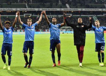 Das Team des Spieltags: Bayer Leverkusen - hier ohne Serientäter Karim Bellarabi