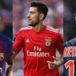 Die internationale Comunio-Elf der Saison 2018/19: Messi und Neymar sind schon dreistellig
