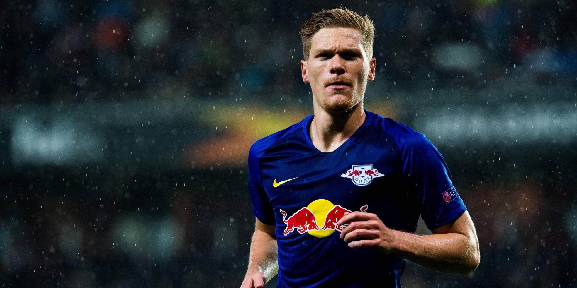 Marcel Halstenberg von RB Leipzig