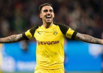 Paco Alcacer schlägt beim BVB ordentlich ein