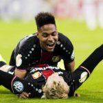 DFB-Pokal am Mittwoch: Bayer furios, Fohlen bedient