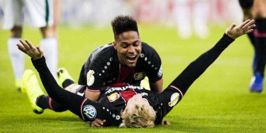 Die Mannschaft der Stunde: Bayer Leverkusen
