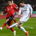 DFB-Pokal am Dienstag: Bayern müht sich durch den Herbst – Sorgen um Thiago