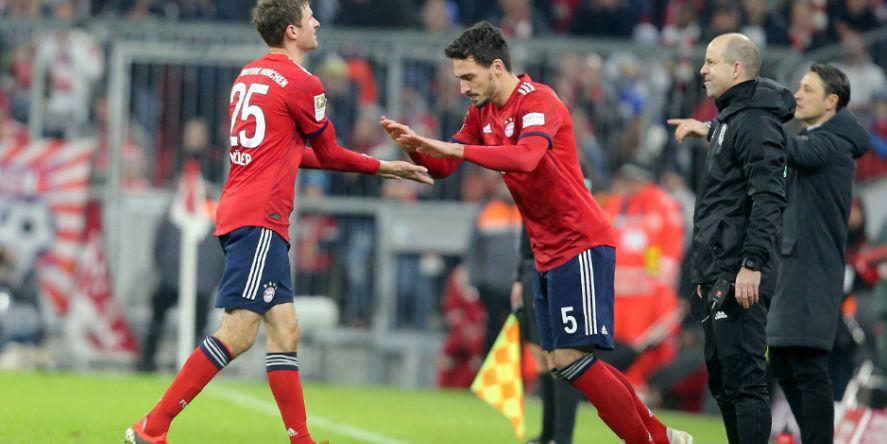 Mats Hummels fällt in der Champions League aus