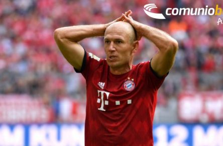 Droht im Klassiker auszufallen: Arjen Robben