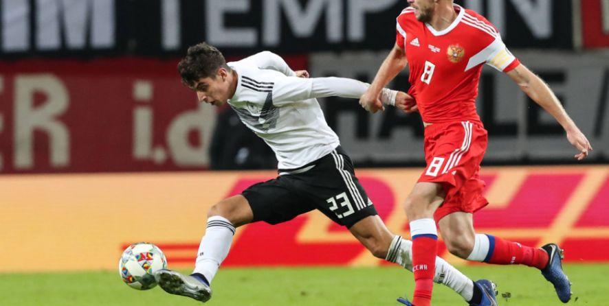Einer der Gewinner der Länderspielwoche: Kai Havertz