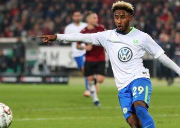 John Yeboah vom VfL Wolfsburg