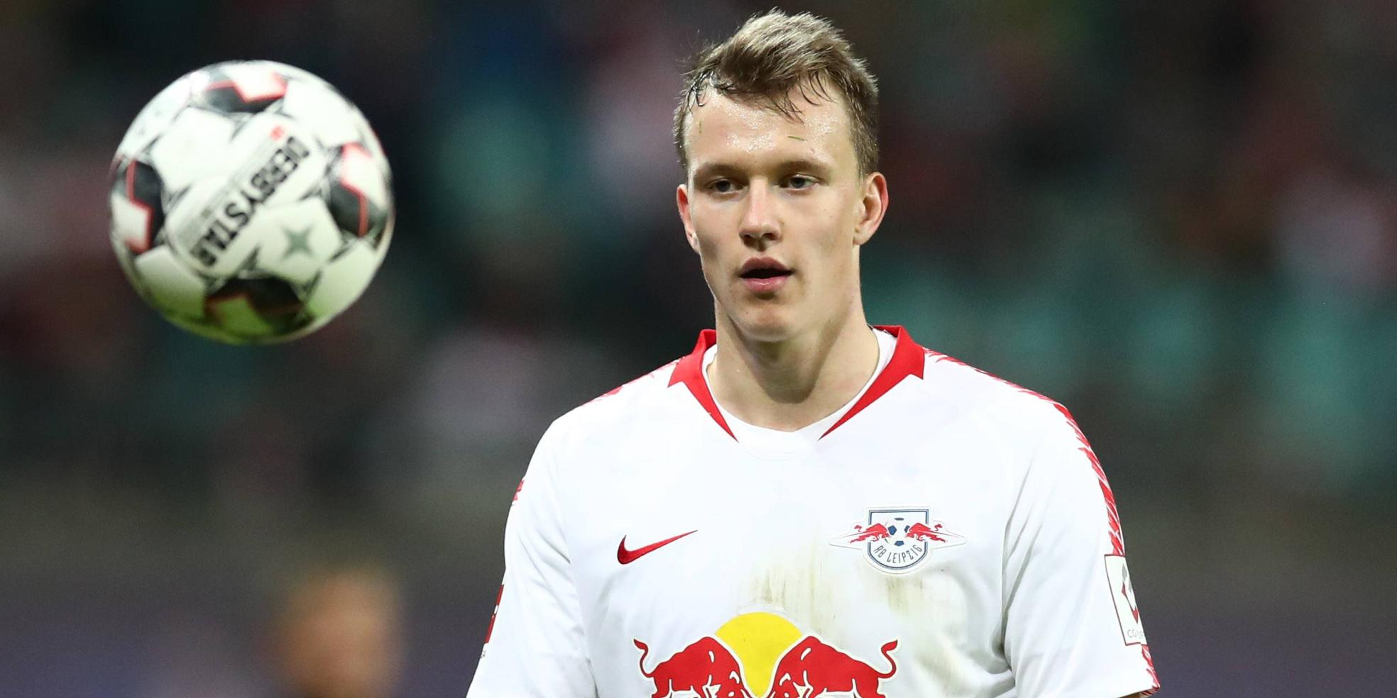 Lukas Klostermann von RB Leipzig