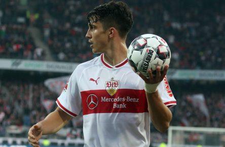 Marc-Oliver Kempf vom VfB Stuttgart