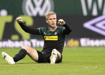 Oscar Wendt von Borussia Mönchengladbach