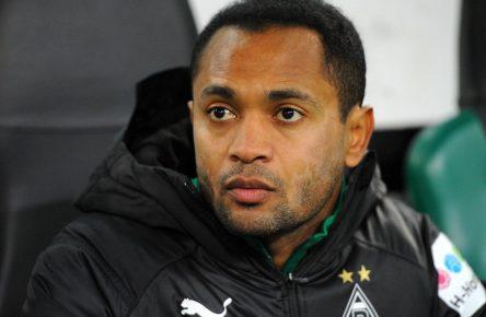 Raffael sitzt bei Borussia Mönchengladbach nur auf der Bank