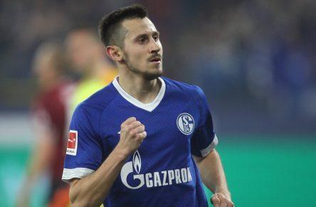 Schalke-Stürmer Steven Skrzybski