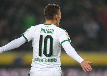 Der überragende Mittelfeldspieler des Jahres: Thorgan Hazard