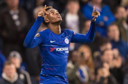 Callum Hudson-Odoi vom FC Chelsea