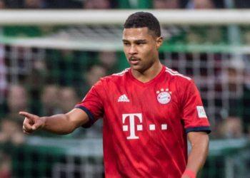 Brachte dem FC Bayern ein wenig Ruhe: Doppeltorschütze Serge Gnabry
