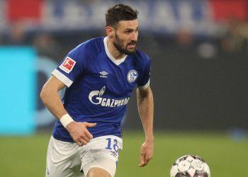 Daniel Caligiuri vom FC Schalke 04