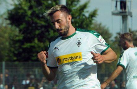 Lange ist´s her: Josip Drmic möchte auch in der Bundesliga mal wieder jubeln