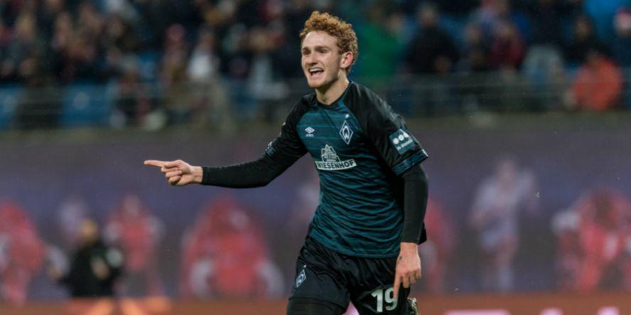 Top-Teenager: Werders Josh Sargent